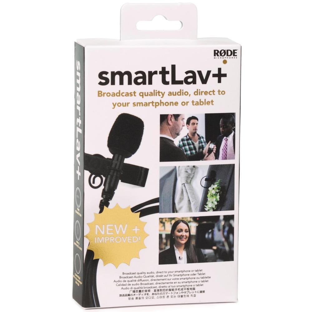 smartlav smartphone microphone
