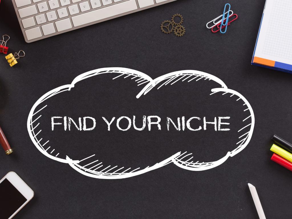 niche for dream client