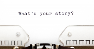 Visual Storytelling-what's your story?